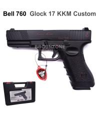 Bell 760 Glock 17 KKM ZEVII CUSTOM