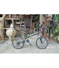 รถจักรยานพับยี่ห้อ: LAND ROVER