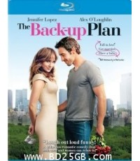 The Back-Up Plan Blu-ray