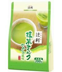 KATAOKA Tsuji Rikyu Matcha Milk 200g ชาเขียวนม รสหวานกลมกล่อม นุ่มละมุน อร่อยมากๆค่ะ 200 g.