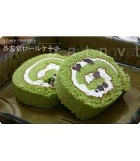 Kyo Hayashiya โรลเค้กชาเขียว