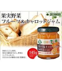 Pre Order ลงเรือ : ผลไม้  Carrot 145 g. ยอดขายอันดับ 4