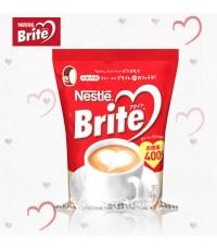 หมดค่ะ Nestle Brite คอฟฟี่เมทแท้จากฮอกไกโด ชนิดเข้มข้น ถุงขนาด 400 g.