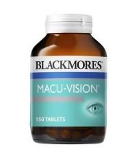 Blackmores Macu Vision 150 เม็ดค่ะ บำรุงสายตา ป้องกันจอประสาทตาเสื่อม ลดและป้องกันการเกิดต้อกระจก