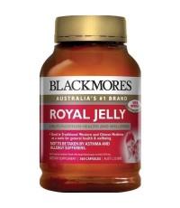 Blackmores Royal Jelly 365 เม็ด วิตมินที่มีสารต่อต้านอนุมูลอิสระชะลอวัย ฟื้นฟูสุขภาพ ให้พลังงานสมอง