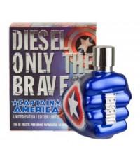 น้ำหอม Diesel Only the Brave Captain America  Limited Edition 75 ml .