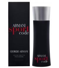 น้ำหอม Giorgio Armani Code Sport EDT 75ml . พร้อมกล่อง
