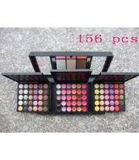 Mac 156 colors makeup palatte ครบเครื่องตลับสไลด์ไม่เลอะเทอะเนื้อสวยติดทนนาน