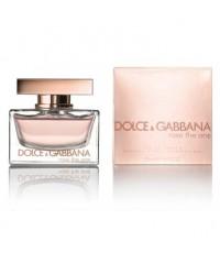 น้ำหอม Dolce  Gabbana Rose The One for women 75ml. สีชมพูพร้อมกล่อง