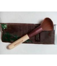 แปรงปัดแก้ม Ecotools bamboo blush brushดีไซส์น่ารักน่าใช้ รูปจากสินค้าจริงค่ะ รุ่นใหม่ขนสีน้ำตาล