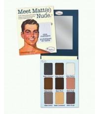 TheBalm Meet Matt(e) Eyeshadow Palette 25.5g โทนสีสุภาพแต่งได้ในทุกโอกาสค่ะ รุ่นใหม่