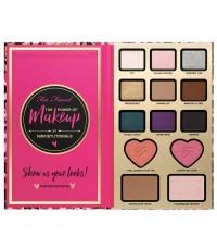 Too Faced: The Power of Makeup Collection สีสดชัดแต่งได้หลากหลายแนว