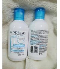 BIODERMA  ทำความสะอาดสูตรน้ำนม Hydrabio (สำหรับผิวบอบบางและขาดน้ำ)  ขนาด: 250ml/8.4oz