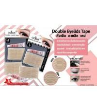 ODBO Double eyelibs tape ตาข่ายทำตา 2 ชั้น ติดแน่นด้วยกาวชนิดพิเศษอ่อนโยนต่อรอบดวงตา