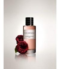 Oud Ispahan Christian Dior Paris La Collection Privee Eau De Parfum Natural Spray  125ml.