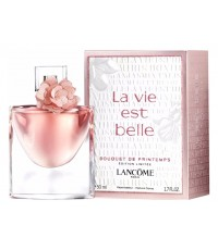 น้ำหอมผู้หญิง La Vie Est Belle Bouquet de Printemps Lancome for women 100ml.