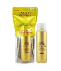 กันแดดสเปรย์ Shiseido Anessa Perfect UV Spray Sunscreen Aqua Booster SPF50+ PA++++ 60g .