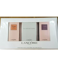 lancome the best of lancome fragrances 15 ml.*3 แพคสวยภาพสินค้าจริงค่ะ