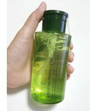 Innisfree Green Tea Cleansing Water กรีน ที คลีนซิ่ง วอเทอร์ 300ml.สินค้างานตามภาพถ่ายจริง