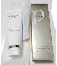 Cle De Peau Beaute clarifying cleansing foam 110ml. โฟมล้างหน้า