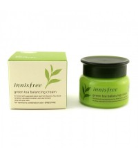 Innisfree Green Tea Balancing Cream 50ml ผิวเนียนเรียบ เปล่งปลั่งสดใส