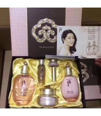 THE HISTORY OF WHOO Gongjinhyang soo special sets 6 Pieces ขนาดไซค์ปกติ