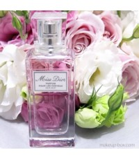 น้ำหอม  Miss Dior Brume Soyeuse pour le Corps Christian Dior for women 100ml.ฉีดได้ทั้งผมและตัว