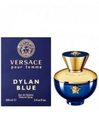 Versace Pour Femme Dylan Blue Parfum Natural Spray 100 ml.