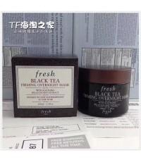 Fresh Black Tea Firming Overnight Mask 100ml มาสก์ชาดำเนื้อชุ่มฉ่ำสดชื่น มอบความชุ่มชื่น ปลอบประโลม