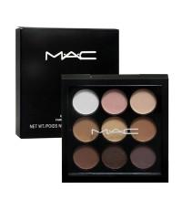 MAC Eyeshadow 9 Color [A46] อายแชโดว์ 9 สีสัน ยอดนิยม