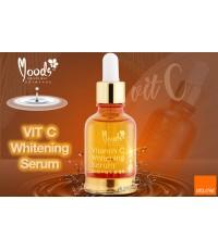 moods vitamin c whitening serum สินค้า belov แท้ค่ะ ขนาด 30 ml. มีส่วนช่วยเมคอัพติดทนดีมากๆ