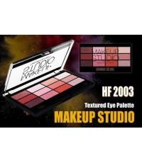 Sivanna colors eyeshadow palette HF2003 อายแชโดว์ 12 สีสันรุ่นยอดนิยมพาเลทใหม่