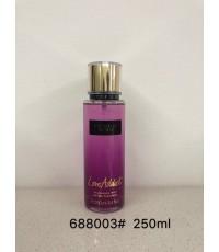 Victoria\'S Secret Love Addict Mist 250ml.กลิ่นหอมหวานของดอกกล้วยไม้ป่า