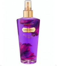 Victoria's secret : LOVE SPELL Fragrance mist 250 ml บอดี้สเปรย์น้ำหอม