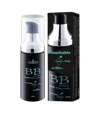 odbo bb creaam matte finishing coverup touchable water drop spf30pa++ ขนาด 30 ml.รองพื้นชนิดน้ำ