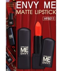 Sivanna colors envy me matte lipstick hf5011 ลิปสติกเนื้อแมท์รุ่นแท่งดำคลากสสิคขายดีมาก