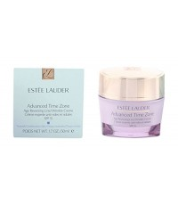 Estee lauder Advanced Time Zone Age Reversing Line/Wrinkle Crème SPF 15 50ml.บำรุงกลางวันกระปุกชมพู