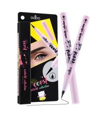 odbo oops eutest collection eyeliner อายไลเนอร์สูตรกันน้ำกันเหงื่อ 1 ในคอลเลคชั่นแมวอ้วนอุ๊ปส์