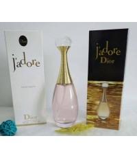 น้ำหอม Christian Dior J\'adore eau de toilette 100ml. น้ำสีชมพู