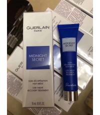 Guerlain Midnight Secret Late Night Recovery Treatment 15 ml.ทรีทเม้นต์บำรุงสำหรับกลางคืน