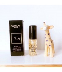 Guerlain L\'Or Radiance Concentrate With Pure Gold Makeup Base 5ml.