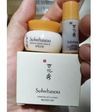 Sulwhasoo Renewing EX Kit (2 items)ของแท้ขนาดทดลอง (2pcs/1 box)