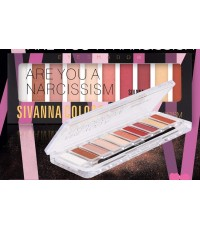 Sivanna colors are you a narcissism hf5007  แพคเกจทันสมัย เนื้อฝุ่นมีทั้งเนื้อแมทและชิมเมอร์