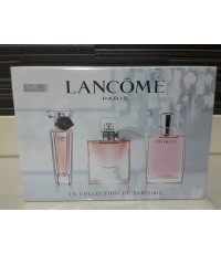 Lancome La collection de perfume travel exclusive  25 ml.*3 แพคสวยภาพสินค้าจริงค่ะ
