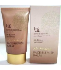 Welcos No Makeup Face BB Cream Whitening SPF30 PA++ขนาด 50 มิลของแท้จาบริษัท