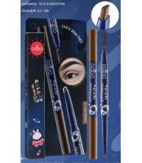 Odbo galaxy traveller earth brow pencil collection ดินสอเขียนคิ้ว 1ในคอลเลคชั่นกาแลคซี่