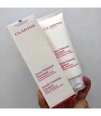 CLARINS  โฟมล้างหน้า Gentle Foaming Cleanser -Normal to Combination skin ขนาด 125 มล.
