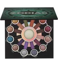 BH Cosmetics Zodiac 25 Color Eyeshadow And Highlighter Palette พาเลทอายแชโดว์ 25 สีสันเนื้อมุขไฮไลท์