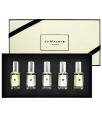 Jo malone Cologne Intense Collection 9ml.x5 กลอ่งของขวัญ แพคสวยภาพสินค้าจริงค่ะ (รุ่นกลิ่นคลาสสิค)