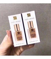 Estee Lauder Double Wear Stay-in-Place Makeup SPF 10 PA+++ มี ขนาดทดลอง 7ml.รอบใหม่กล่องซับสวย